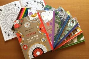 כל צבעי השקט - שישת ספריםצילום - עידו פרץ
