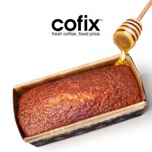 עוגת דבש של קופיקס ב5 שקלים-צילום cofix