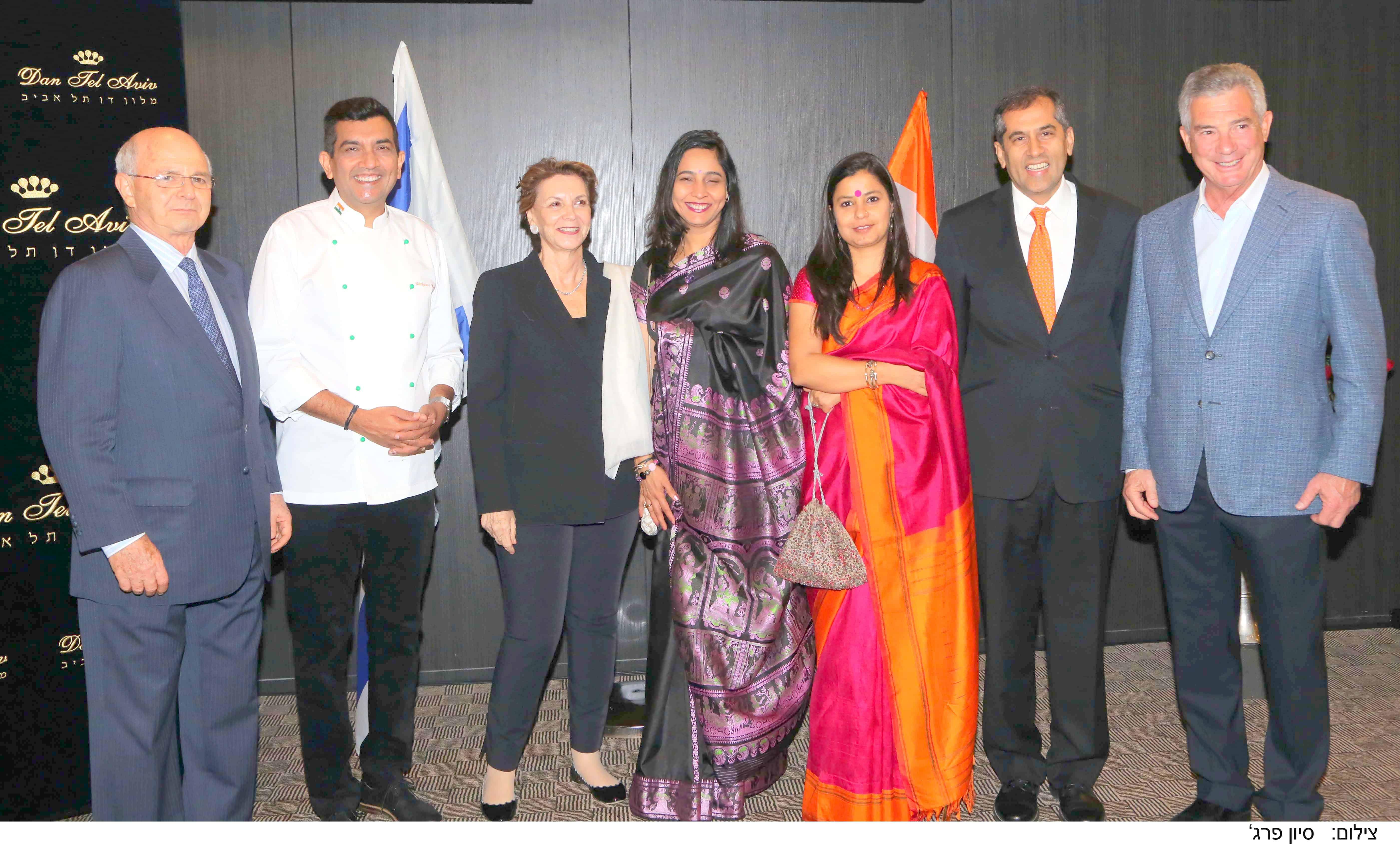 טריבונה 5 - שגרירות הודו