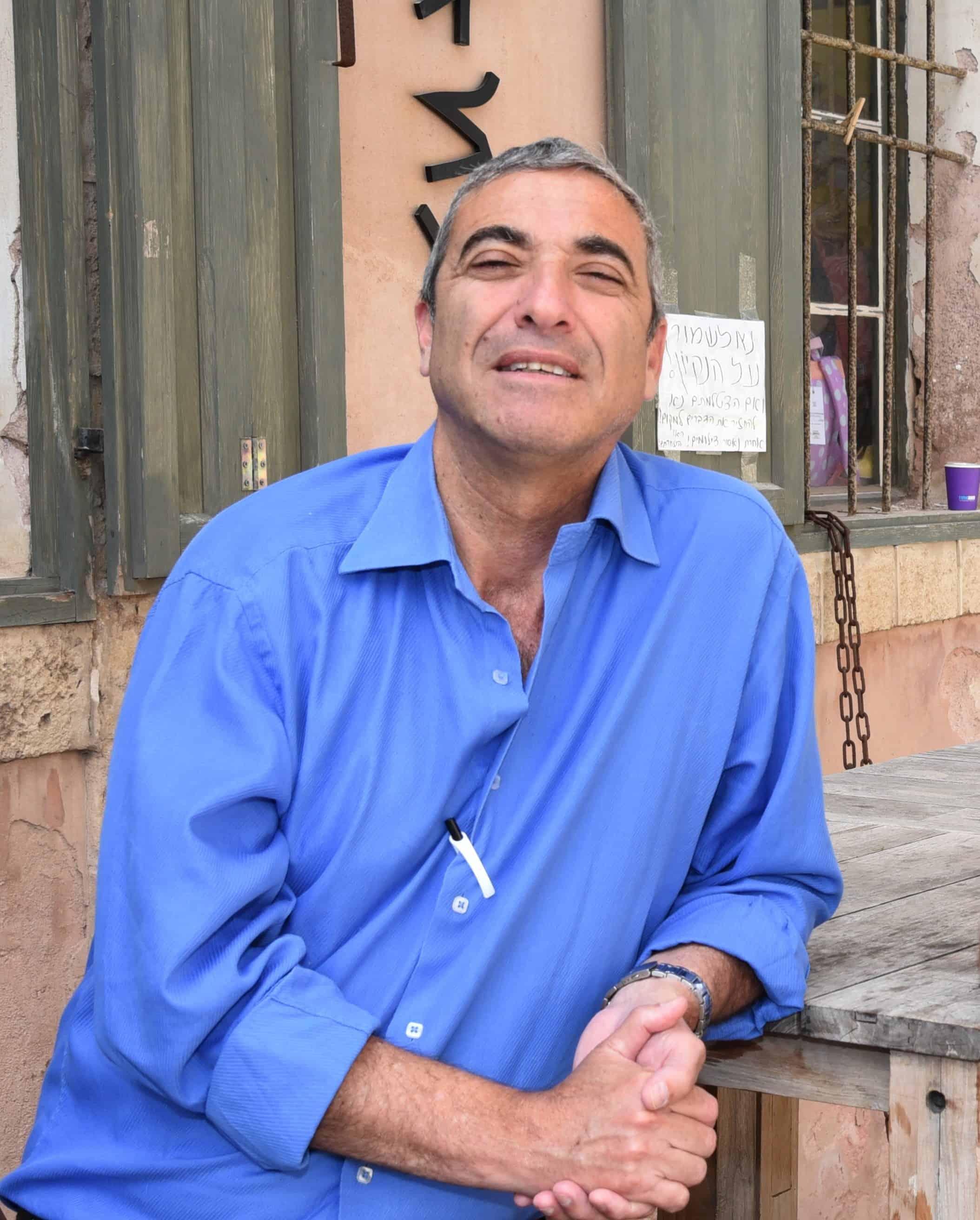 אפי דיין סמנכל שיווק חברת פריניב צילום דודו יצחקי