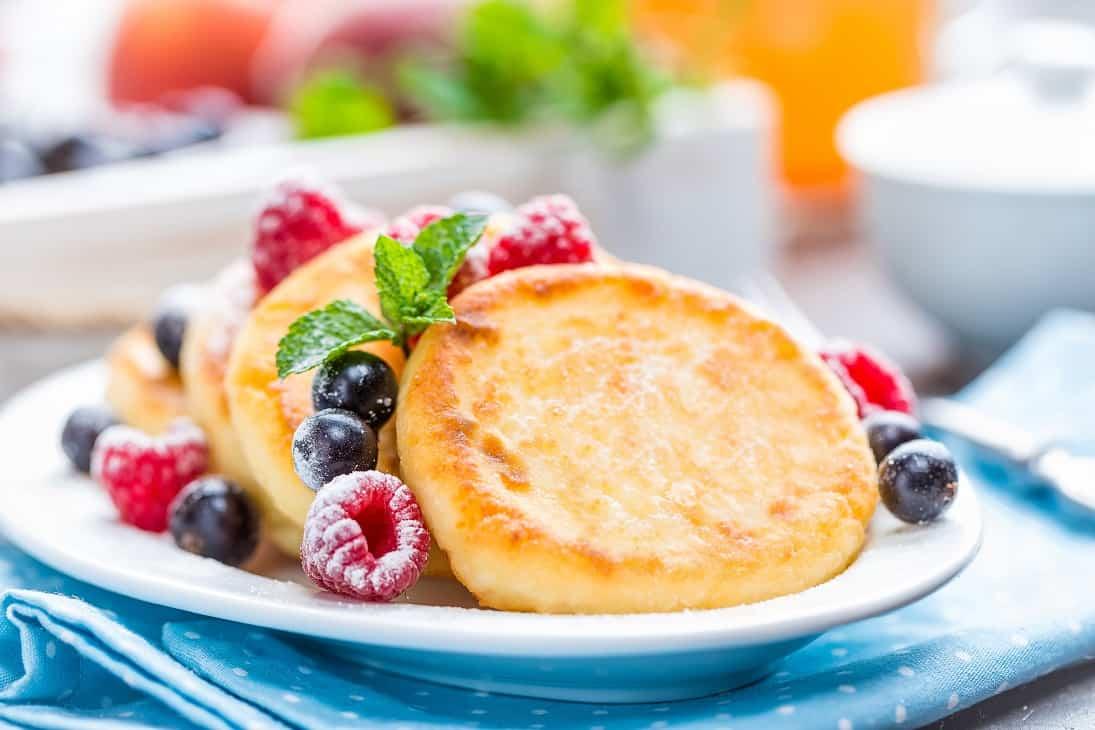 לביבות גבינה מתוקות