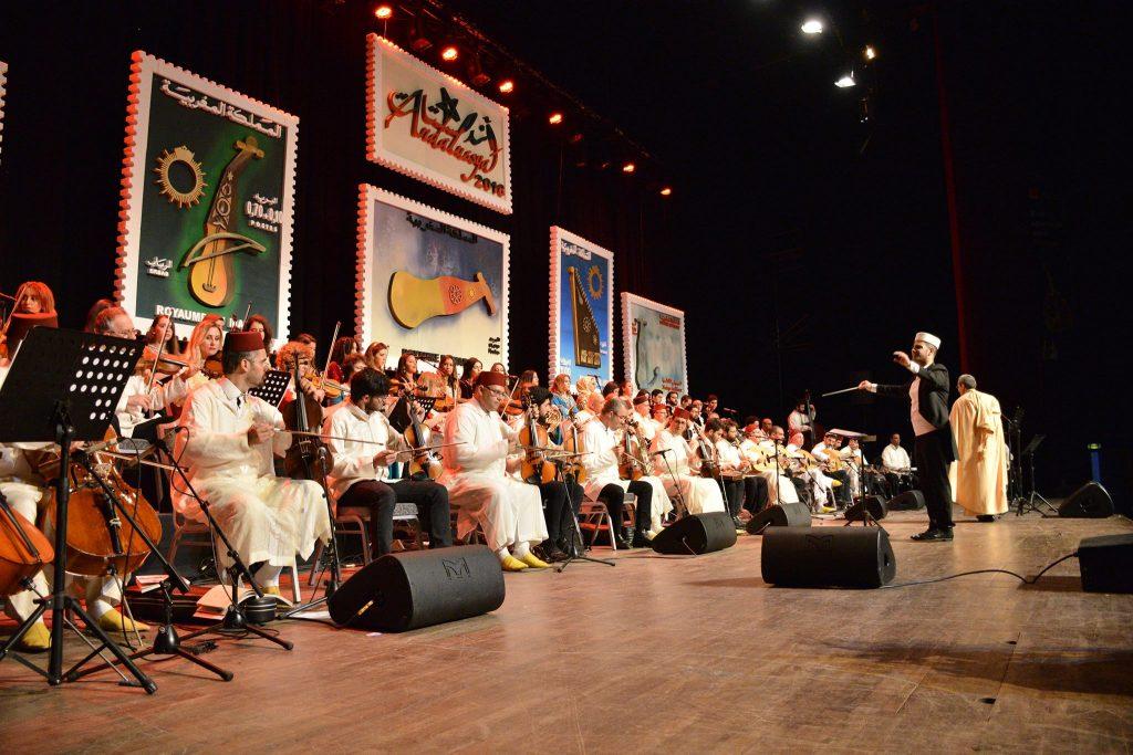 תמונה תזמורת צלם מייק אדרי