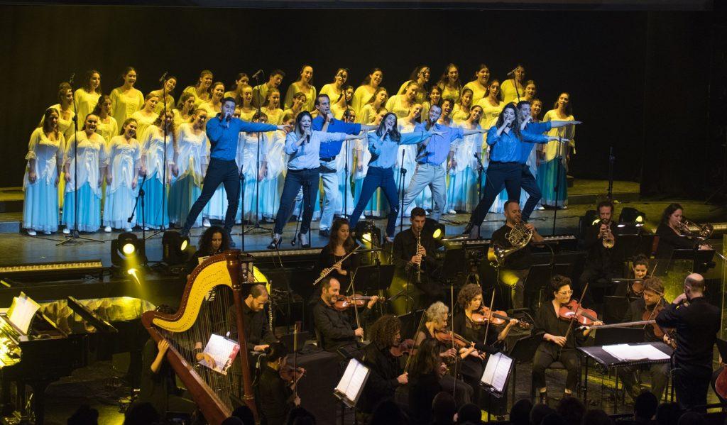 צילום משה צ'יטיאת -- תזמורת התרנגולים הרמיקס- המהפכה